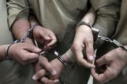 پلیس البرز عوامل ۲۰۰ فقره سرقت وسایل خودروها  را دستگیر کرد