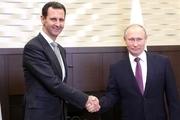رایزنی تلفنی اسد و پوتین در خصوص توافق مسکو و آنکارا