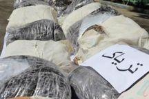 بیش از یک تن مواد مخدر در زاهدان کشف شد