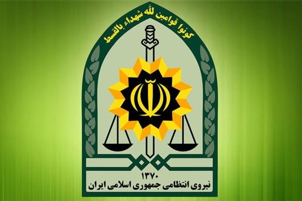 نیروی انتظامی: مرزبانان افغانستان به کشورشان بازگردانده شدند