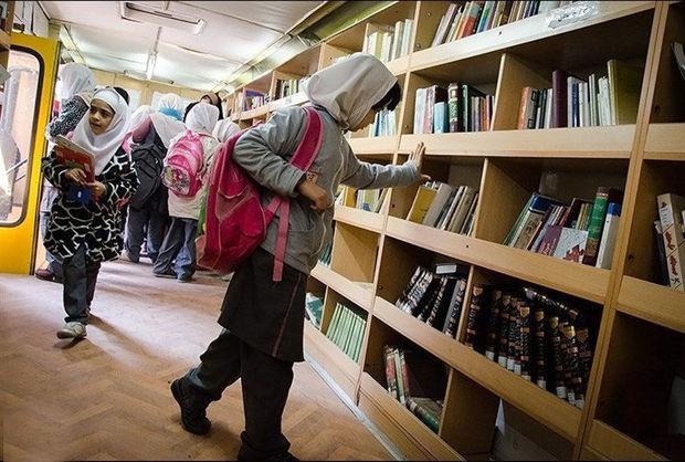 امانتگیری کتاب کودکان در گلستان فاصله زیادی تا میانگین جهانی دارد