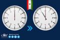30 شهریور ساعت رسمی کشور یک ساعت به عقب می رود