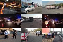 کنترل تردد کامیونهای دودزا به تهران