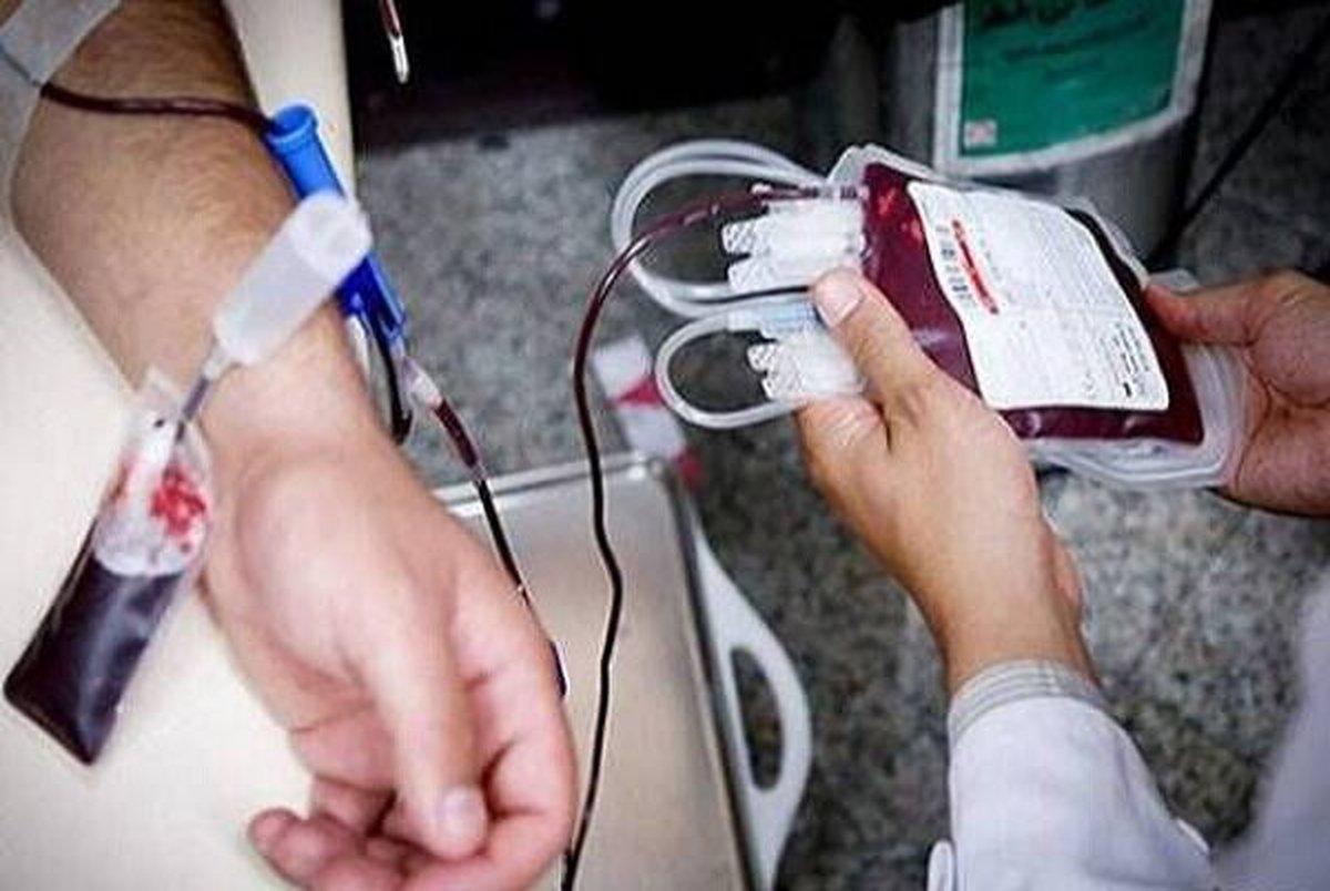 مراکز فعال اهدای خون در تعطیلات اعلام شد