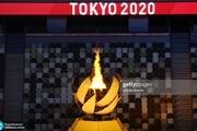 مراسم افتتاحیه المپیک 2020 توکیو| خوشحالی جالب آرژانتینی ها در رژه و دعوای پرچمداران اروگوئه/ مشعل بازی ها روشن شد + عکس و ویدیو