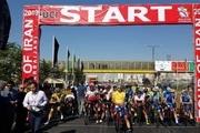 مرحله چهارم تور بینالمللی دوچرخهسواری ایران(آذربایجان) آغاز شد