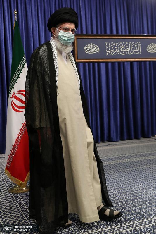 سخنرانی تلویزیونی رهبر انقلاب اسلامی بهمناسبت روز جهانی قدس