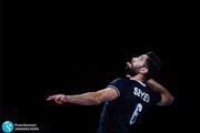 لیگ ملت های والیبال 2021| ورود موسوی و عبادی پور به جمع بهترین ها