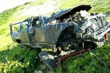 واژگونی خودرو در مراغه دو کشته و یک مصدوم بر جای گذاشت