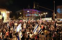 سیزدهین کابوس هفتگی نتانیاهو
