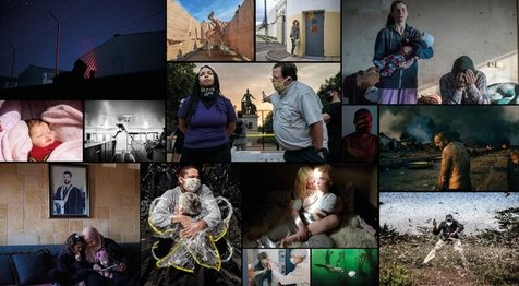 دو عکاس ایرانی نامزد جایزه «ورلدپرس» شدند