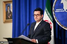 ایران امیدوار است کشورهای منطقه با پذیرش پویش صلح هرمز ریشه اختلافات را بخشکانند