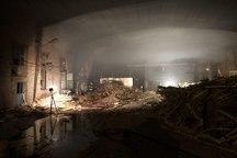 آتش سوزی کارخانه کبریت سازی ممتاز اطفاء شد