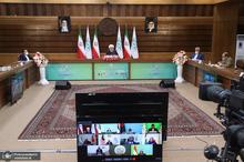 اجلاس مجازی سران کشورهای دی -8