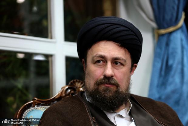تبریک سید حسن خمینی به گلاره ناظمی
