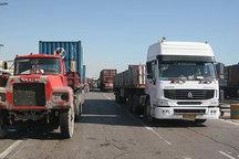 جابجایی بیش از 8 میلیون تن کالا توسط ناوگان حمل و نقل جاده ای آذربایجان غربی
