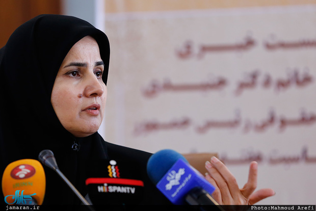 معاون حقوقی روحانی در دولت رئیسی پست می گیرد؟/ واکنش لعیا جنیدی