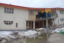 مدرسه جایگزین در حسین آباد کالپوش ساخته می شود