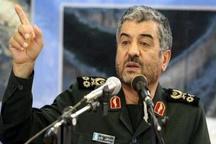 فرمانده کل سپاه: توان موشکی ایران قابل مذاکره نیست