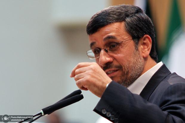 کاندیدای مورد نظر احمدی نژاد برای انتخابات 1400 کیست؟