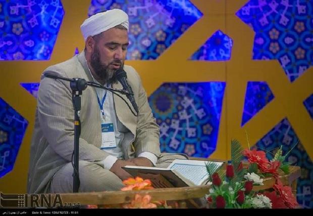 مسابقات قرآن حوزه های علمیه در کرمانشاه آغاز شد