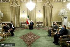 روحانی در مورد نیروهای آمریکایی به وزیر خارجه عراق چه گفت؟
