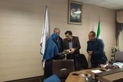دانش آموزان برتر کاردانش استان کرمانشاه تجلیل شدند