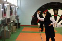 پایان مسابقات دارت قهرمانی دختران کشور در قزوین