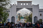 چرخ شیراز درراه خلاقیت لنگ میزند رونق گردشگری ادبی در گرو مدیران