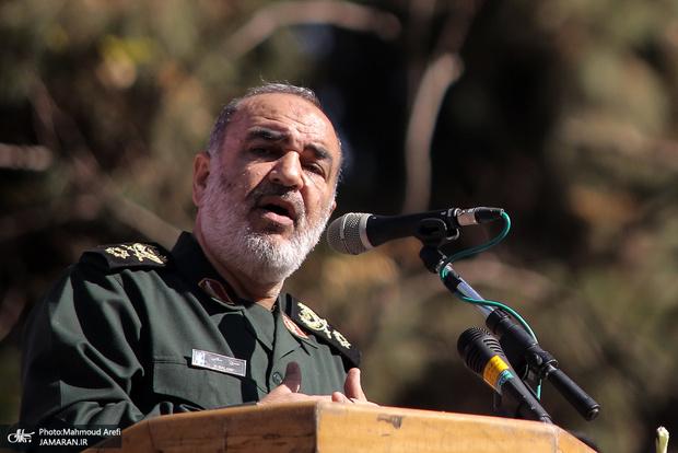 فرمانده کل سپاه: زوال رژیم صهیونیستی واقعیتی قابل اتفاق در آینده نزدیک است