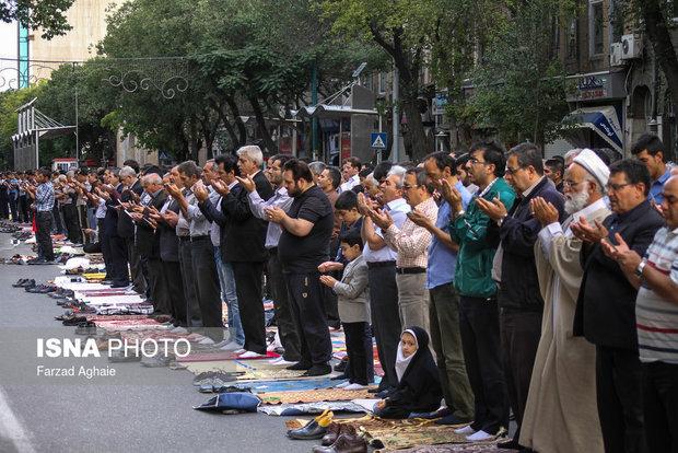 محدودیتها و تمهیدات ترافیکی محل برگزاری نماز عید سعید فطر در تبریز