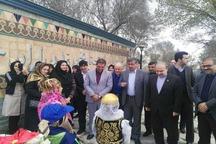 وزیر ورزش و جوانان وارد همدان شد