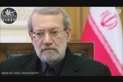علی لاریجانی:  جمهوری اسلامی در قضیه برجام بُرد کرد
