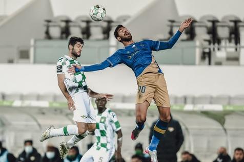 شکست سانتاکلارا در لیگ پرتغال با مهاجم ایرانی