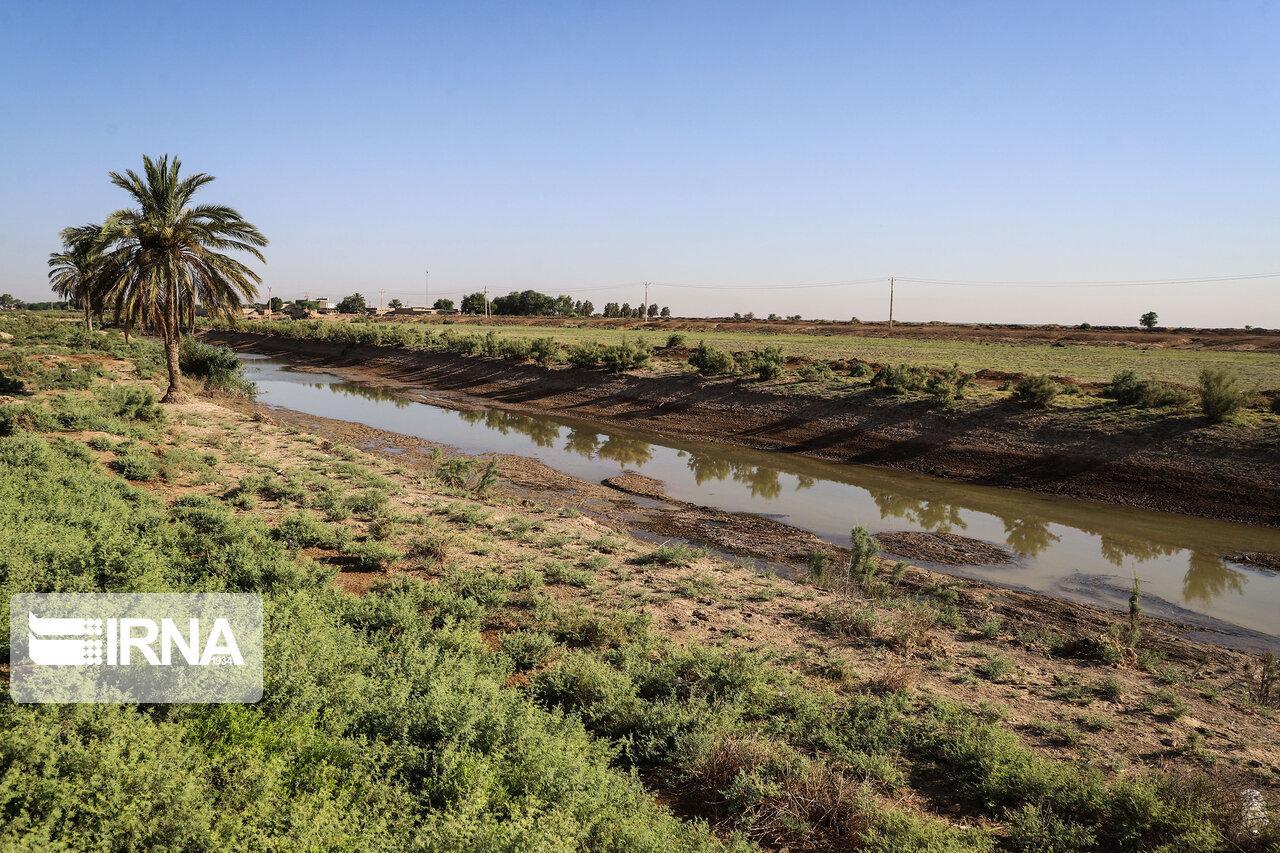 بازگشت خشکسالی به رودخانههای مارون و زهره