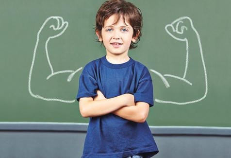 چگونه کودکی با اعتماد به نفس تربیت کنیم؟