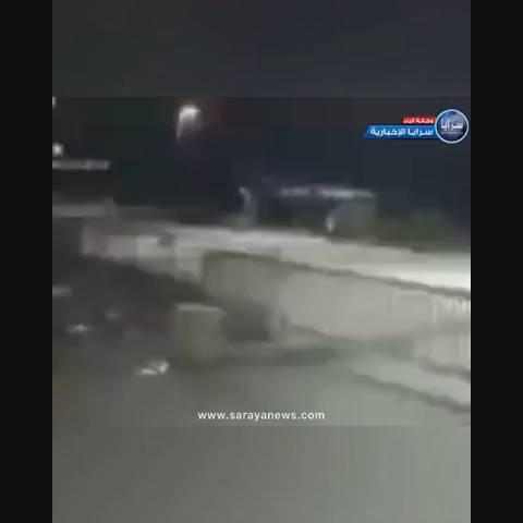 لحظه خروج اسرای فلسطینی از تونل زندان «جلبوع»