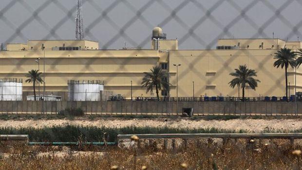 دو انفجار شدید در منطقه سبز بغداد/ حمله موشکی به سفارت آمریکا