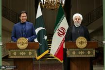 عمرانخان: ترامپ خواست تسهیلکننده گفتوگویی بین ایران و آمریکا باشم/ روحانی: آمریکا برای حل مساله باید به برجام برگردد و تحریمها را کنار بگذارد