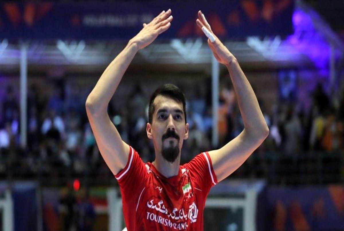 والیبالیست های ایران بی نقاب چه شکلی اند؟