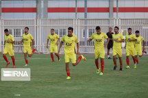 معاینات بازیکنان تیم فوتبال فولاد خوزستان در ایفمارک انجام شد