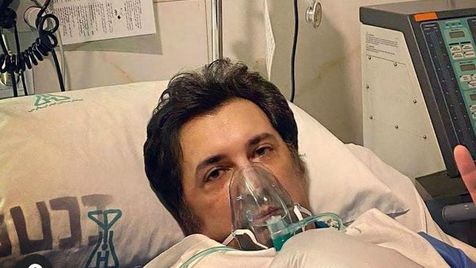 تازه ترین خبرها درباره وضعیت جسمانی حسام نواب صفوی