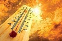 شدت گرمای هوای امروز در آنتالیا ترکیه !