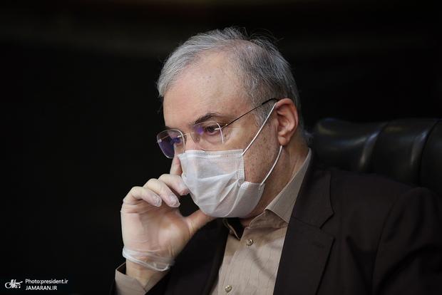 وزیر بهداشت: خیز جدید کرونا درحال شکلگیری است/ شب تا صبح مژه بر هم نگذاشتم