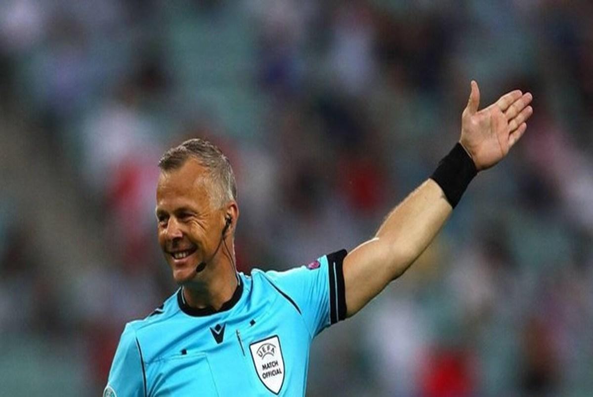 داور فینال یورو 2020 مشخص شد