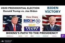 بایدن کاندیدای رسمی دموکرات ها در انتخابات 2020 شد/ حذف ویدئوی تبلیغاتی ترامپ از فیس بوک و اینستاگرام