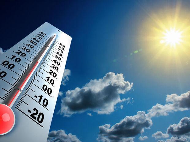 دمای هوای قم در تیرماه بیش از ۳ درجه افزایش داشته است