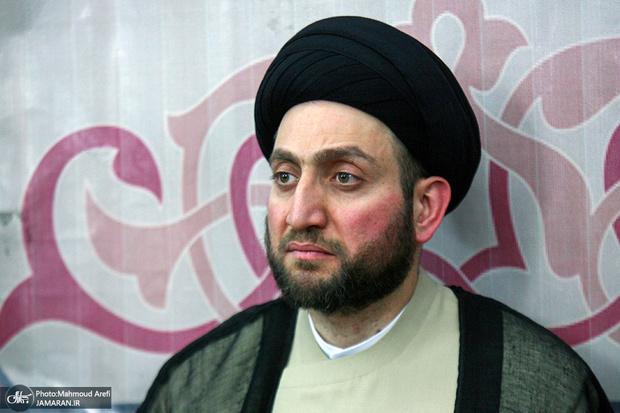 حمایت رهبر جریان حکمت ملی عراق از ابتکار عمل پاکستان برای وساطت میان تهران و ریاض