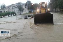بارش 80 سانتی متری برف در کوهستان های مازندران
