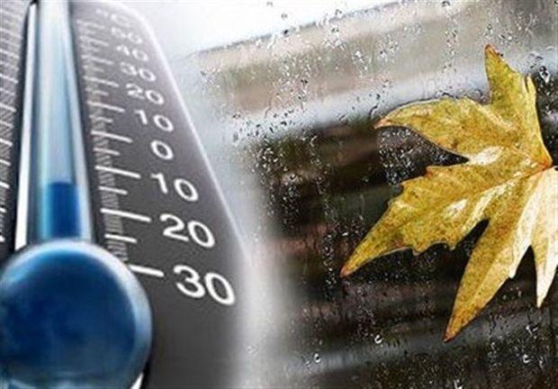دمای آذربایجانغربی چهار تا ۶ درجه سانتیگراد کاهش مییابد